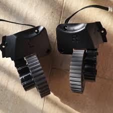 <b>Left</b> Right Wheel for <b>LIECTROUX C30B</b> Robot Vacuum Cleaner ...