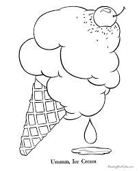 Small Picture Popular Ice Cream Coloring Pages For KIDS Book 4826 Unknown