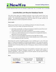 37 Awesome Career Builder Resume Search Awesome Resume Example