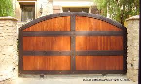 wooden gate method gates fence driveway gates wooden gates automatic gates