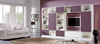 Modular Furniture Living Room Furniture Black And White Living Room With Smart Modular Wall