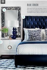 Blue Headboard Design Ideas Navy Tufted Headboard By High Fashion Home Navy Bedroom