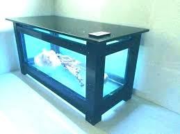 fishtank coffee tables fish tank table stand coffee table aquarium table stand aquarium end table glass fishtank coffee tables