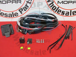 jeep grand cherokee 7 pin trailer wiring harness mopar oem new ebay 7 pin trailer wiring harness extension at 7 Pin Trailer Wiring Harness