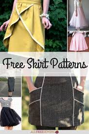 How To Make Structured Designer Skirt 46 Free Skirt Patterns Allfreesewing Com