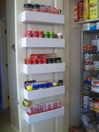 ... Pantry Door Rack Wood Design: Modern Pantry Door Rack Ideas ...
