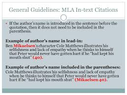 Mla Brackets Citing Textual Evidence Using Mla Format Ppt Video Online