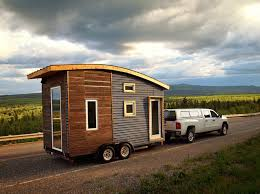 Small Picture The Leaf House is an Energy Efficient Tiny Home Built for the Cold