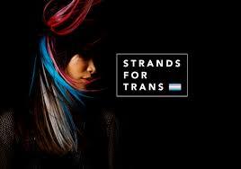 Fringe Hair Design Anchorage Strands For Trans