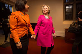 """Paula Johnson on Twitter: """"Thank you, alumna @HillaryClinton '69 for your  visit campus last night. You forever changed how the world sees powerful  women. (1/2)… https://t.co/dsqIfYMY1w"""""""