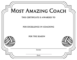 volleyball certificate template download volleyball sports certificates for free formtemplate