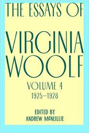 com essays of virginia woolf vol  com essays of virginia woolf vol 4 1925 1928 9780156035224 virginia woolf books