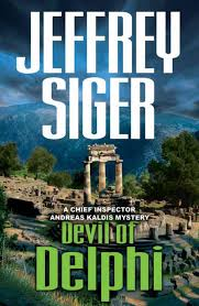 Devil of Delphi: A Chief Inspector Andreas Kaldis Mystery (Jeffrey Siger) »  p.1 » All Books Online Free » Gray City