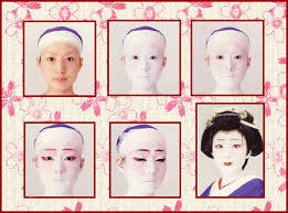 jump to our geisha makeup
