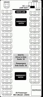 bus seating chart fresh view source image seating chart for bus of bus seating chart