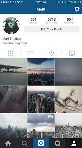 instagram profile iphone. Simple Iphone Mobile Patterns Throughout Instagram Profile Iphone A