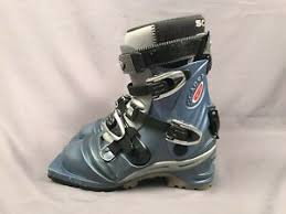 Details About Scarpa T2 Telemark Ski Boots Mondo 24 5 245 W S 7 5 Ms Us 6 5 3 Pin 75mm