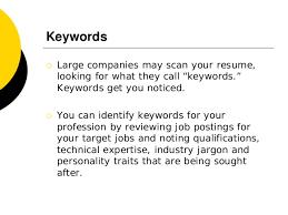 Resume Cover Letter Keywords Resume Ixiplay Free Resume Samples