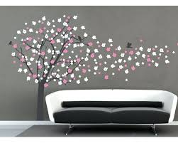 cherry blossom wall decal decals decor large tree