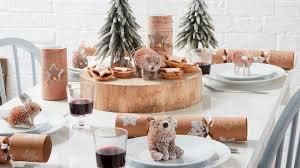Déco table de Noel : notre inspiration tendance pour table de fête