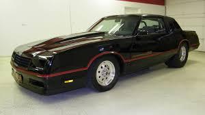 1986 Chevrolet Monte Carlo SS Pro Street   S63   Des Moines 2012
