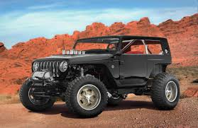 This Dirty Dozen Are The Coolest Jeep Concepts Of All Time - Maxim