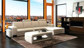 white leather coffee tables white leather sectional sofa with coffee table and ottoman