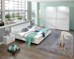 Dreams4home Schlafzimmer Set Pam Doppelbett Ehebett