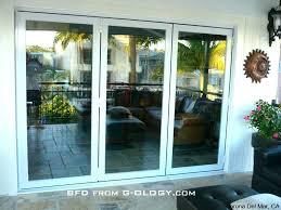 striking five foot sliding patio door ft doors 10 glass exceptional 9 wide
