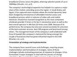 process essay examples process analysis essay nettles  sample essay on strategic management process of etisala1