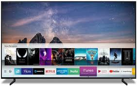 Samsung Announces iTunes Movies and TV Shows App AirPlay 2 Support for Its Smart TVs