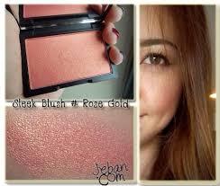 sleek makeup blush rose gold 926 makeupview co