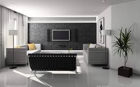 Tv Decorating Ideas Living Room Futuristic Small Living Room Design With Slim Tv