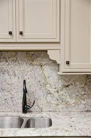 granite backsplash installed in waukesha kitchen