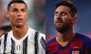 Messi is the best player in the world and regarded by many as one of the greatest players of all time. Pes 2021 Ronaldo Hypothesis On The Cover Appears With Or Instead Of Messi Market Rangdhonubd