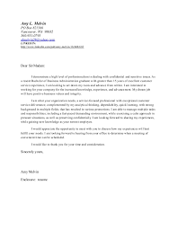 Brilliant Ideas Of Cover Letter For Dream Job Examples Also Awesome