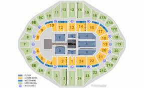 Peoria Civic Center Layout