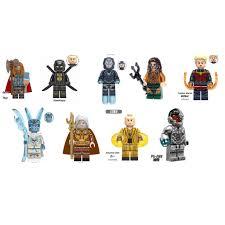 Đồ chơi lắp ráp Lego Minifigures Nhiều loại giá rẻ