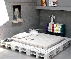 furniture of pallets. Pallet Bed Plans Wood Plan Futuristic Cheap Home Furniture Ideas With Wooden Pallets Of