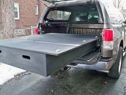 pictures diy bed storage system for my truck
