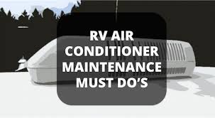 rv air conditioner maintenance must do's Comfortmaker Air Conditioner Wiring Diagram at Coachman Catalina Wiring Diagram For Air Conditioner