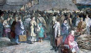 Галерея Арт Владивосток › Дальневосточная Государственная  Ефремова Евгения 24 октября 1922