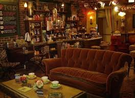 Wish I could run a coffeehouse bookstore.