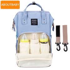 Designer Diaper Bags Us 22 61 45 Off Baby Diaper Bag Backpack Designer Diaper Bags For Mom Mother Maternity Nappy Bag For Stroller Organizer Bag Set Accessories In
