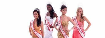 Miss teen canada global