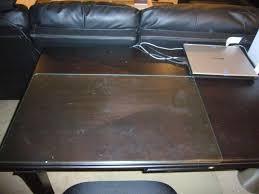 acrylic desk protector