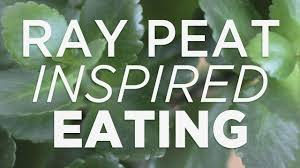 Ray Peat Inspired Nutrition A Day Of Eating For Me Youtube