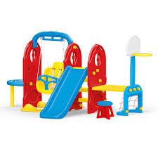 dolu 7 in 1 kids playground set
