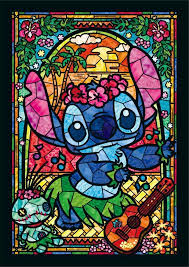 <b>Lilo & Stitch Diamond</b> Painting Kit - DIY – Diamond Painting Lovers