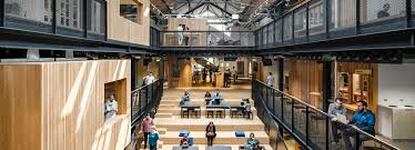 dublin office space. Airbnb Teams Up With Heneghan Peng To Open International Headquarters In Dublin Office Space E